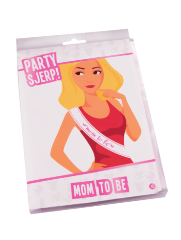 Party sjerp - Mom to be!